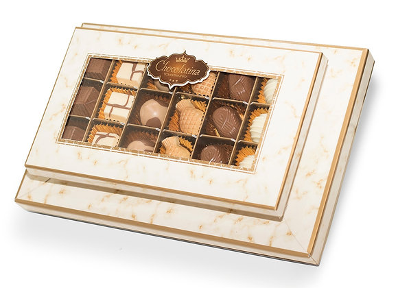 Chocolatina Praline 18 Piece Gift Box