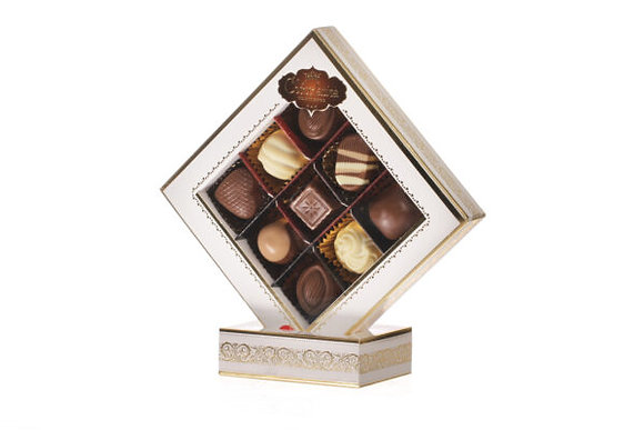 Chocolatina Praline 9 Piece Gift Box