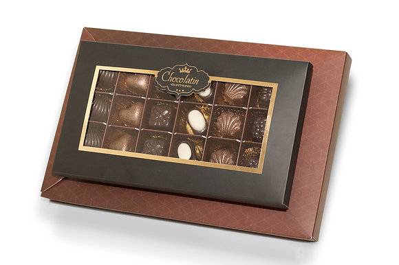 Chocolatina Praline 18 Piece Gift Box - Parve