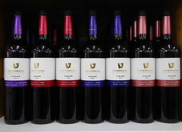 Teperberg Wine- VISION