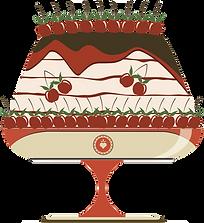 I dolci di Casa Oberrichter Torta Foresta Nera