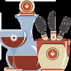 La cucina e i piatti di Casa Oberrichter