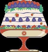 I dolci di Casa Oberrichter Torta Bosco di Rovo Jill Barklem