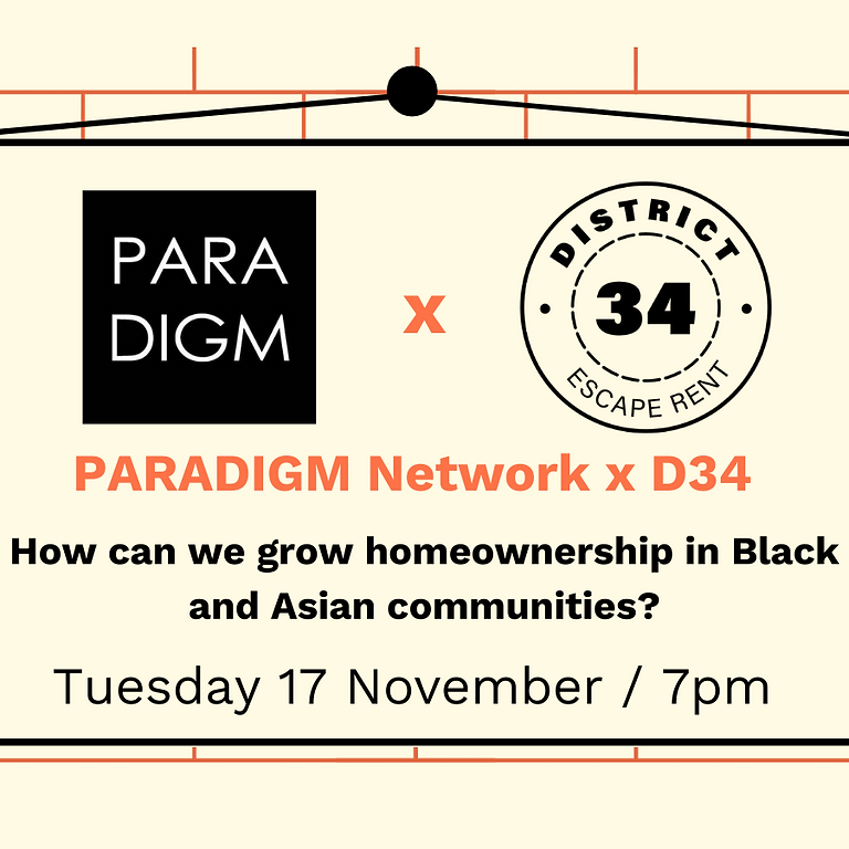 Paradigm Network x District 34