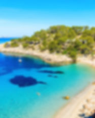 Cala-Salada-bay-famous-for-its-azure-cry