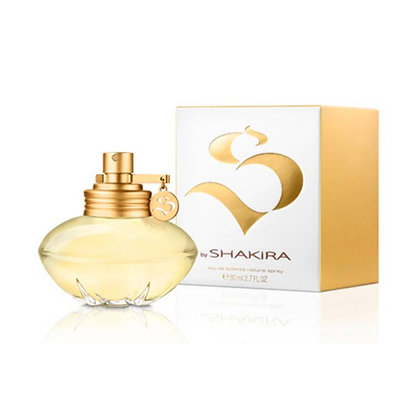 BY SHAKIRA EDT 80ML