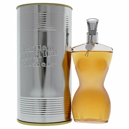 JEAN PAUL GAULTIER CLASSIQUE EDT SPRAY