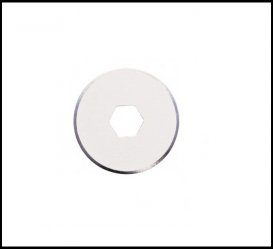 CARL K28 SPARE DISK BLADES 實線刀片 (兩片裝)
