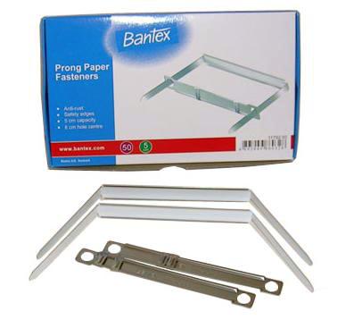 Bantex paper fasteners 快勞鐵(11792)