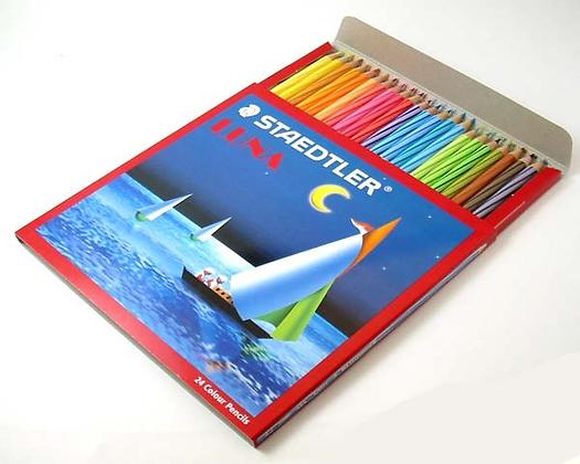 Staedtler Color Pencil 施德樓長帆木顏色