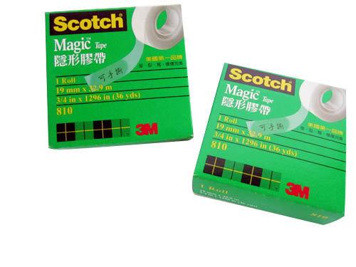 3M Scotch 810 神奇隱形膠紙