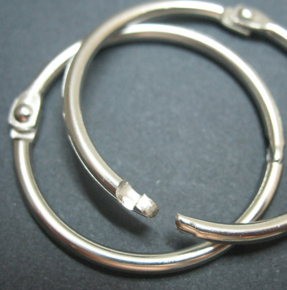 File ring 金屬快勞圈