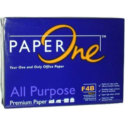 PaperOne F4B 80Gsm(PCP07)