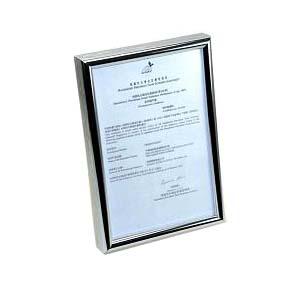 FRAME HOLDER A5 證書架 (金框/銀框)