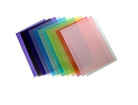 Plastic folder 膠快勞A4 /F4