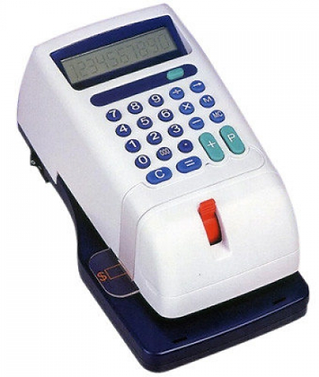 Needtek Check-writer 電子支票機 (EC-55M)