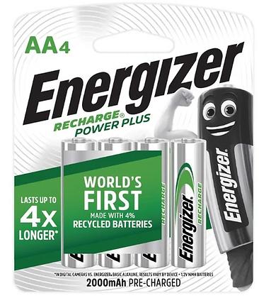 Energizer Rechargeable Battery 勁量鎳氫充電電池