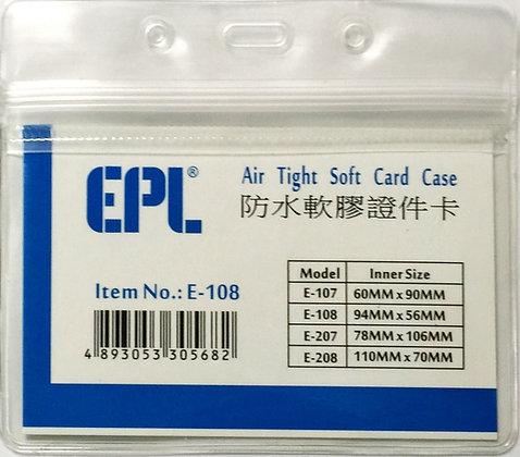 EPL Waterproof Name Card 軟身工作證 (TY16-E-108)