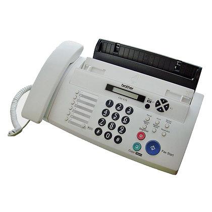 Brother Fax Machine 878 傳真機