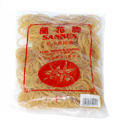 Rubber band(package) 袋裝橡根
