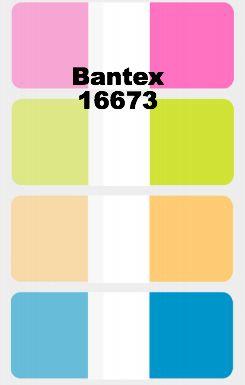 Bantex Sticky Notes  膠質抽取式分類旗仔