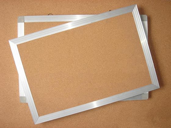 Cork board 水松板 ( Aluminium Frame 鋁邊)