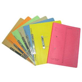 Jiffex file A4 / F4 紙質彈簧文件夾 (0693)