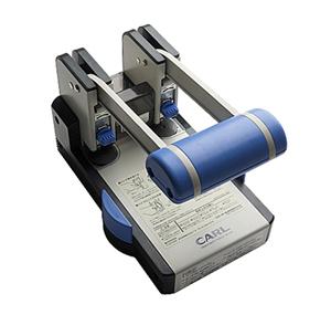 CARL HD-410N HEAVY DUTY PUNCH卡路牌 HD-410N 重型雙孔打孔機