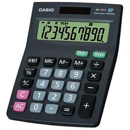 Casio MS-10B Calculator 計算機