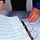 Thumbnail: Bantex 4D-ring insert Binder 三面插頁文件夾