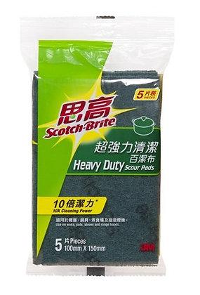 3M 思高™ 超強力清潔吸水海綿百潔布 (425HK)
