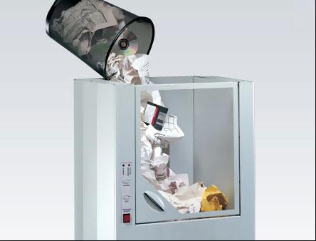KOBRA 400 WB (3.9 x 40mm) shredder 中央處理碎紙機 (粒狀)