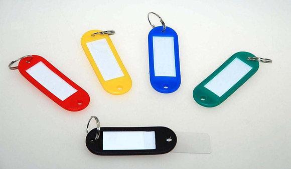 Key Tag 軟身長型圓頭匙牌 (PQ-3318)
