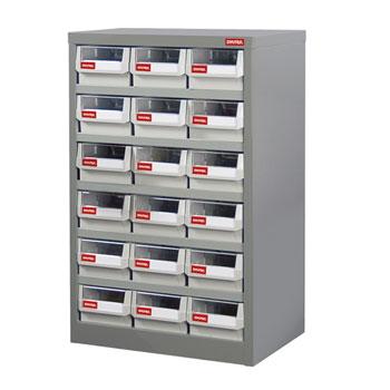 HD 耐重型抽零件櫃 (18抽)(HD-318)