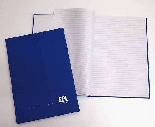 EPL blue cover book 藍色硬皮簿