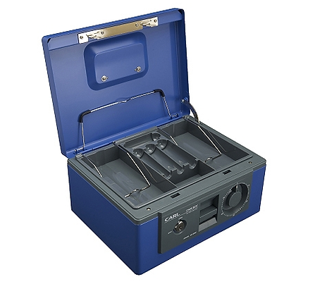 "Carl 11"" Cash Box (CB-8500)"