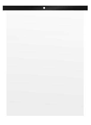 Hernidex flip chart paper 白板掛紙