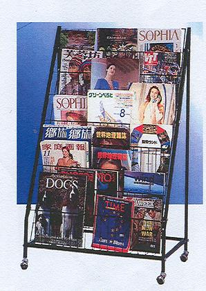 雜誌展示架(CYS-104)