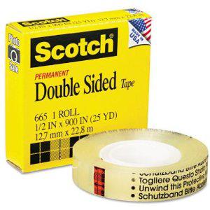 3M Scotch 665 double side tape 雙面膠紙
