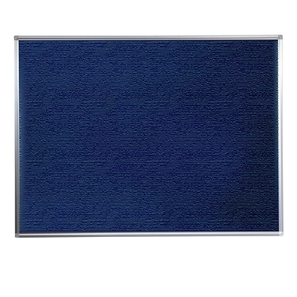 Pin board  with Fabric 布面壁佈板 ( Aluminium Frame 鋁邊)