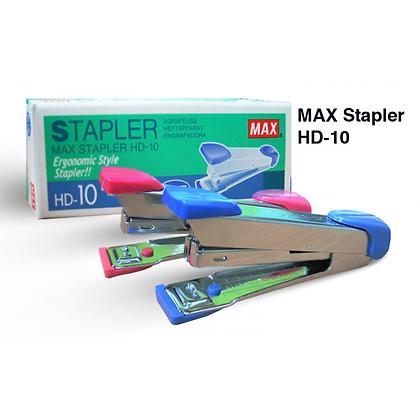 MAX 標準釘書機 (HD-10)