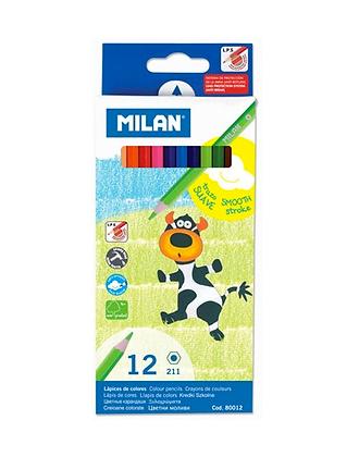 Milan Color Pencil 木顏色