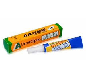 AA Gel glue 凝膠超能膠