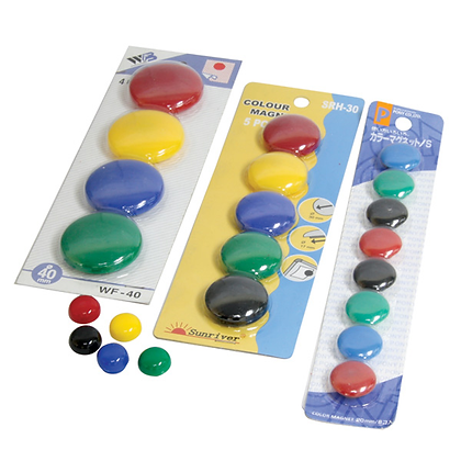 Magnetic button 白板磁鐵