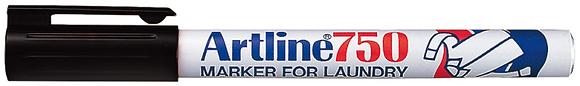 Artline Marker雅麗牌號衣筆(EK-750)