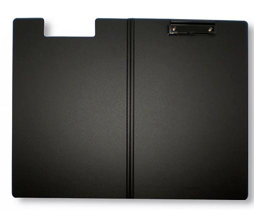Plastic clip board with cover 雙摺板夾