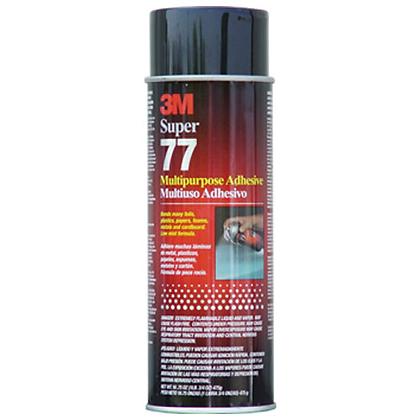3M #77 固定式噴膠 (永久固定)
