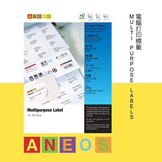ANEOS LABEL
