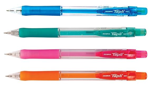 ZEBRA Tapli Mechanical Pencil 自動鉛筆 (MN1)