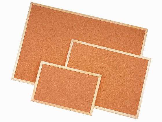 Cork board 水松板 ( Wooden Frame 木邊)